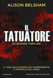 Book Cover: Il Tatuatore - Alison Belsham Recensione