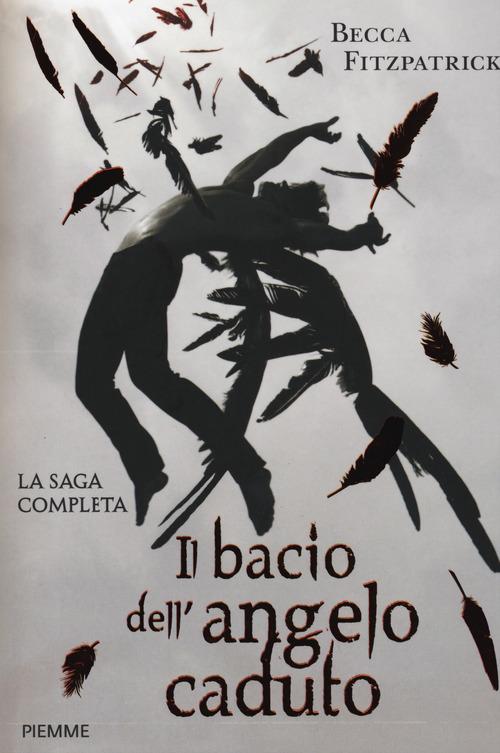 Book Cover: Il bacio dell'angelo caduto - Becca Fitzpatrick Recensione