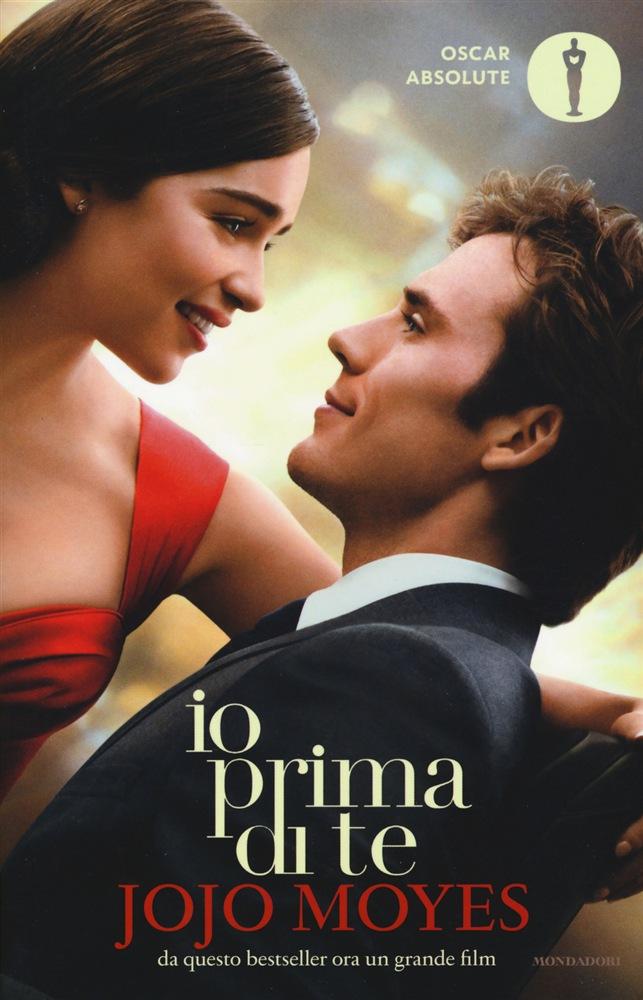 Book Cover: Io prima di te - Jojo Moyes Recensione