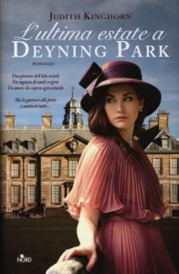 Book Cover: L'ultima estate a Deyning Park - Judith Kinghorn Recensione