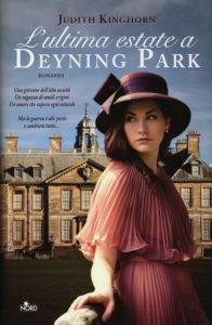 Book Cover: L'ultima estate a Deyning Park - Judith Kinghorn Recensione