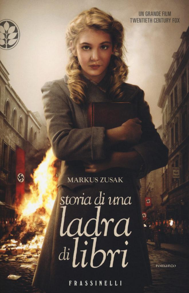 Book Cover: Storia di una ladra di libri - Markus Zusak Recensione
