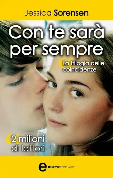 Book Cover: Con te sarà per sempre - Jessica Sorensen Recensione