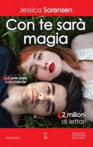 Book Cover: Con te sarà magia - Jessica Sorensen Recensione