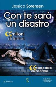 Book Cover: Con te sarà un disastro - Jessica Sorensen Recensione