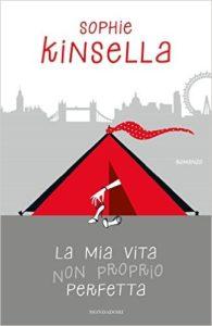 Book Cover: La mia vita non proprio perfetta - Sophie Kinsella Recensione