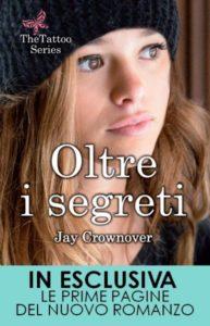 Book Cover: Oltre i segreti - Jay Crownover Recensione