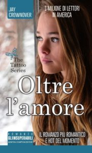 Book Cover: Oltre l'amore - Jay Crownover Recensione