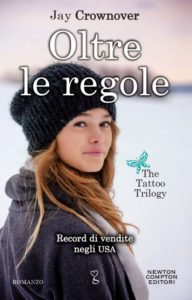 Book Cover: Oltre le regole - Jay Crownover Recensione