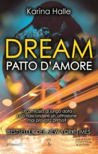Book Cover: Dream. Patto d'amore - Karina Halle Recensione