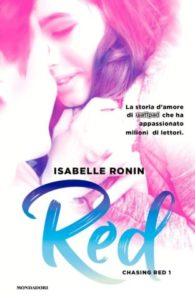 Book Cover: Red - Isabell Ronin Recensione