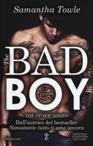 Book Cover: The bad boy - Samantha Towle Recensione