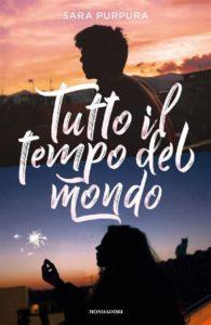 Book Cover: Tutto il tempo del mondo - Sara Purpura Recensione