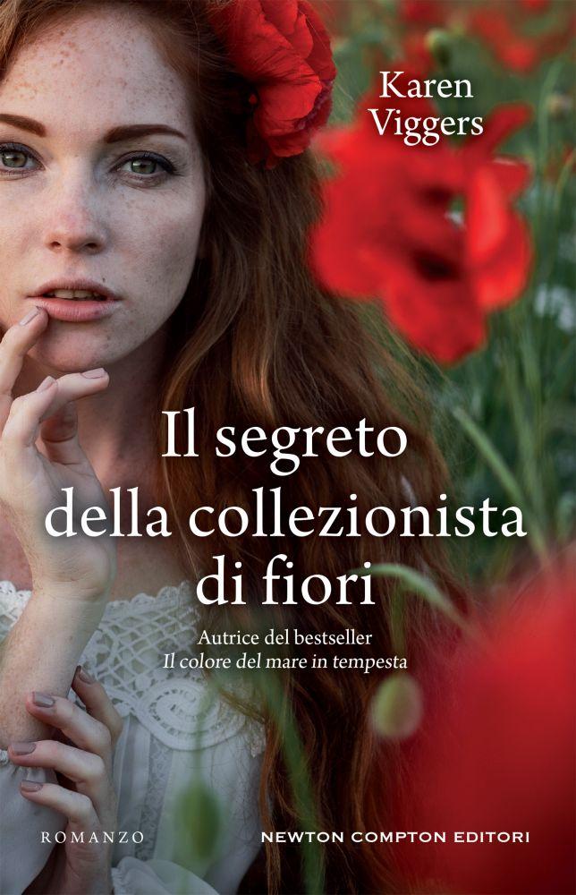 Book Cover: Il segreto della collezionista di fiori - Karen Viggers