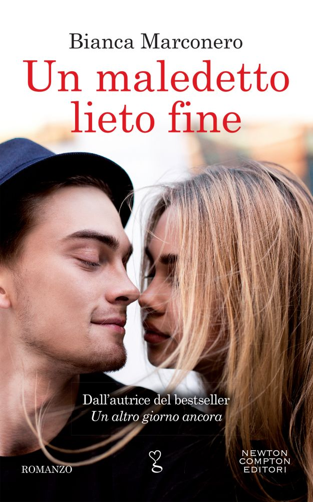 Book Cover: Un maledetto lieto fine - Bianca Marconero Recensione
