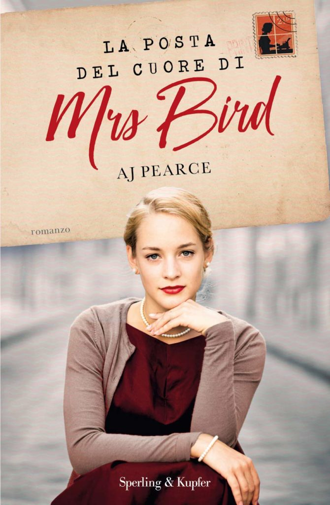 Book Cover: La posta del cuore di Mrs Bird - Aj Pearce
