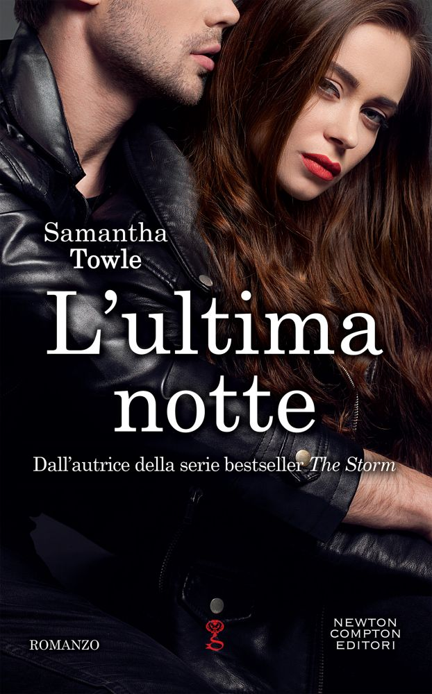 Book Cover: L'ultima notte - Samantha Towle Recensione