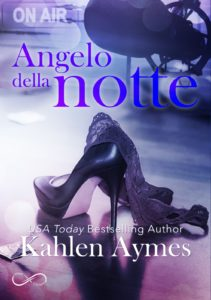 "Book Cover: In Uscita ""Angelo della Notte"" di Kahlen Aymes"