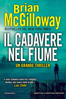 Book Cover: Il cadavere nel fiume - Brian McGilloway