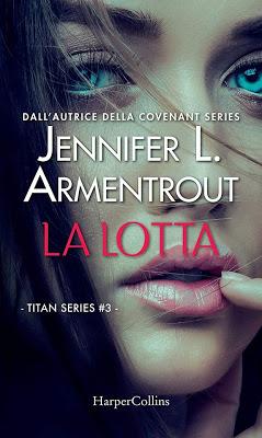 Book Cover: La lotta - Jennifer L. Armentrout