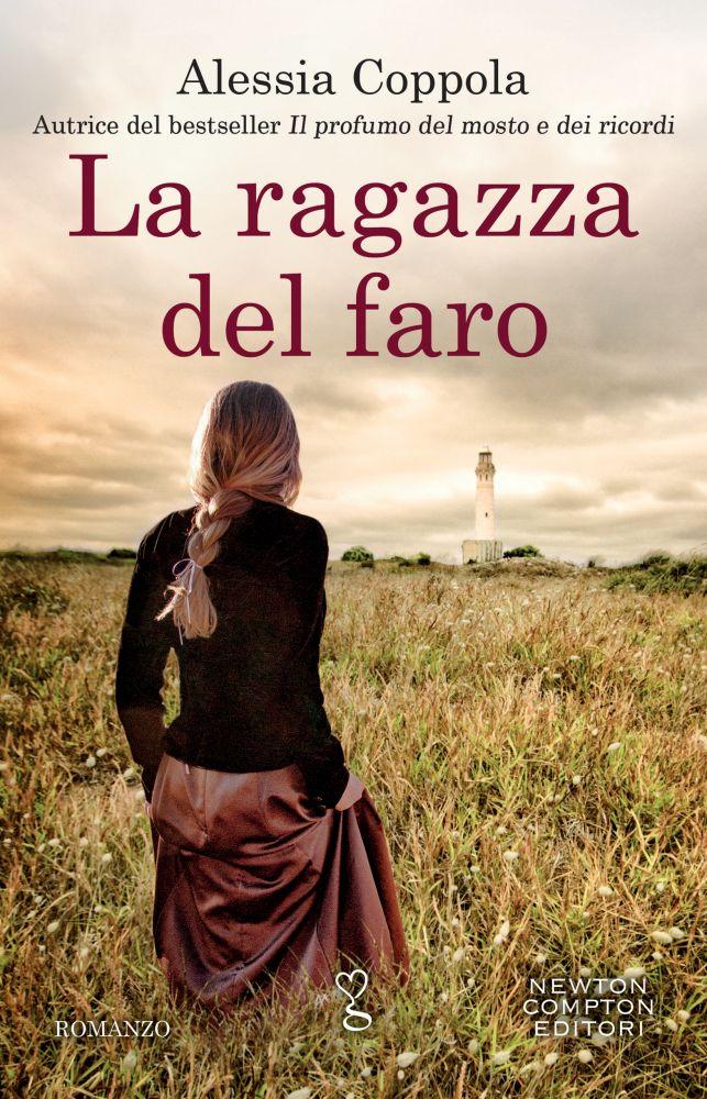 """Book Cover: Novità """"La ragazza del faro"""" di Alessia Coppola"""