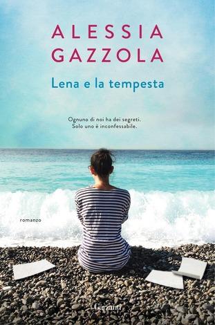"""Book Cover: Novità """"Lena e la Tempesta"""" Alessia Gazzola"""
