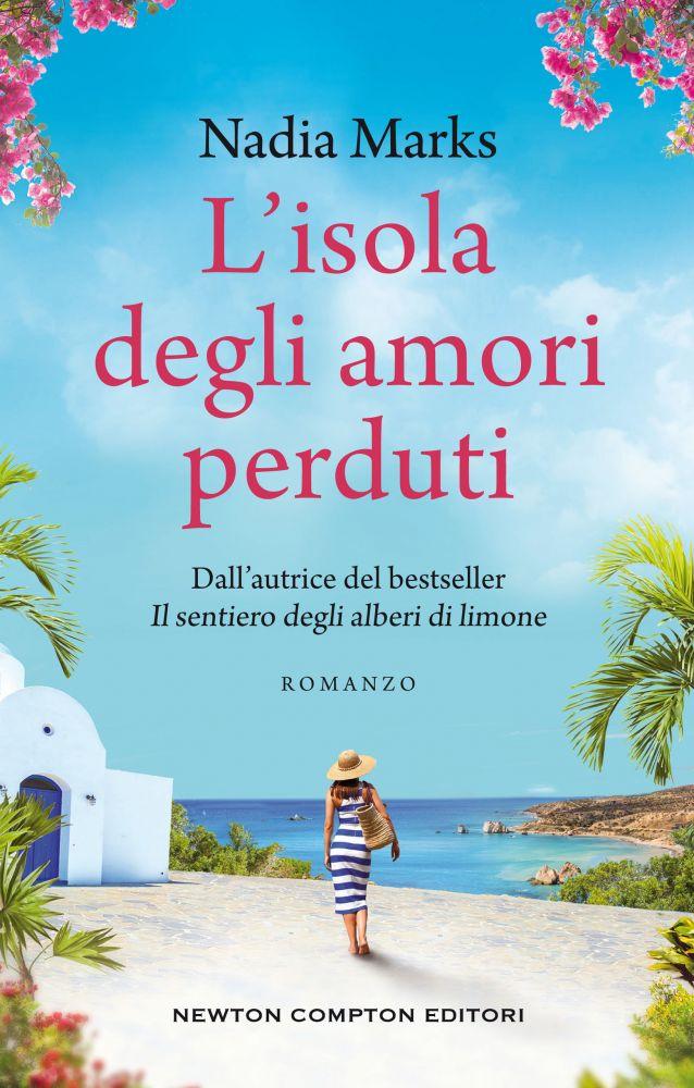 Book Cover: L'isola degli amori perduti - Nadia Marks