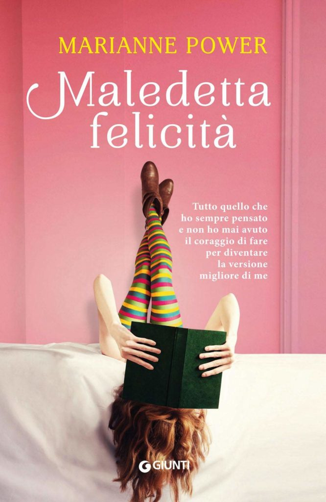 Book Cover: Maledetta Felicità - Marianne Power