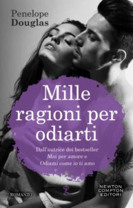 """Book Cover: Recensione """"Mille ragioni per odiarti di Penelope Douglas"""