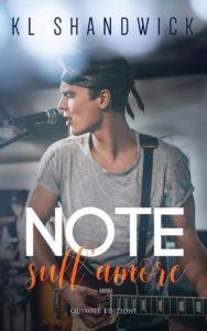 """Book Cover: Novità """"Note sull'amore"""" di K.L. Shandwick"""