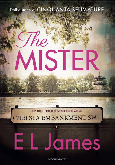 Book Cover: In Uscita The Mister di E.L. James