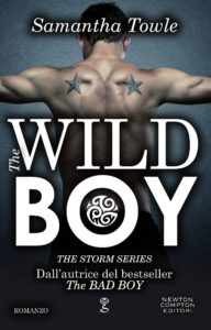 Book Cover: The Wild Boy - Samantha Towle Recensione