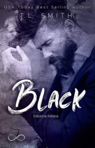 "Book Cover: ""Black"" di T.L. Smith - RECENSIONE"