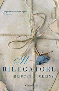 """Book Cover: Novità """"Il rilegatore"""" di Bridget Collins"""