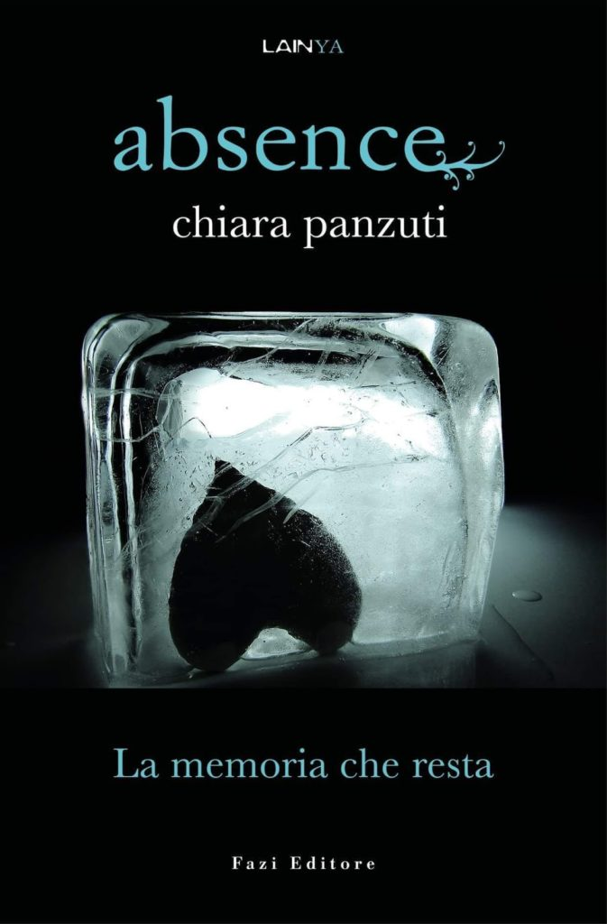 "Book Cover: Novità ""Absence"" di Chiara Panzuti"