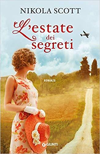 """Book Cover: Novità """"L'estate dei segreti"""" di Nikola Scott"""