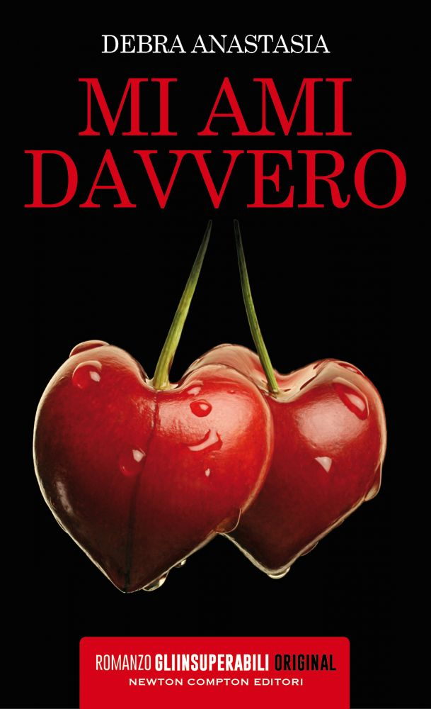"""Book Cover: Novità """"Mi ami davvero"""" di Debra Anastasia"""