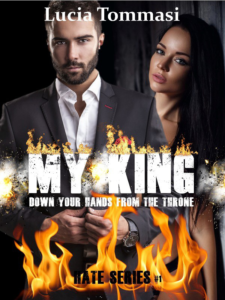 "Book Cover: ""My King"" di Lucia Tommasi RECENSIONE"