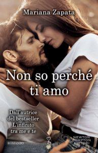 """Book Cover: In Uscita """"Non so perchè ti amo"""" di Mariana Zapata"""
