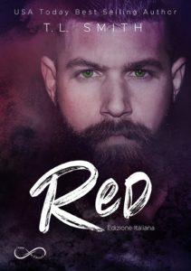 """Book Cover: """"Red"""" di L.J. Shen RECENSIONE"""