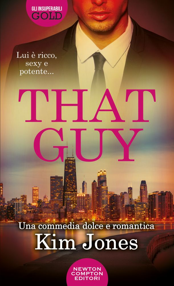 """Book Cover: Novità """"That Guy"""" di Kim Jones"""