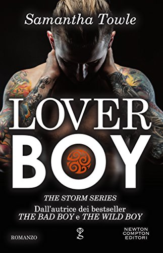 "Book Cover: ""The Lover Boy"" di Samantha Towle RECENSIONE"
