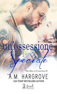 """Book Cover: """"Un'ossessione speciale"""" di A.M. Hargrove RECENSIONE"""