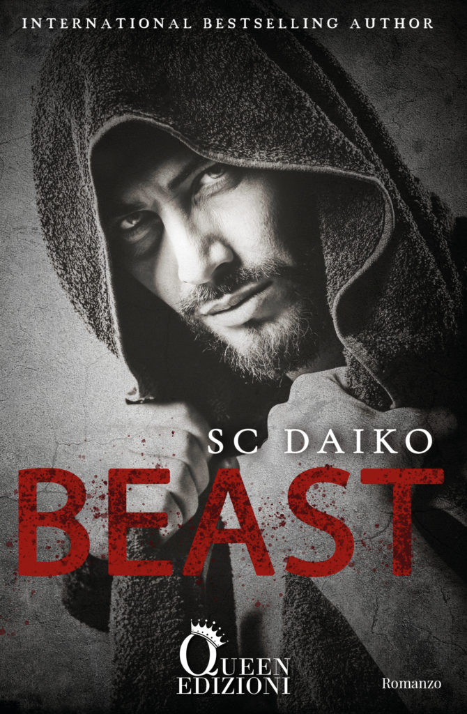 "Book Cover: ""Beast"" di S.C. Daiko - COVER REVEAL"
