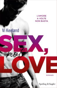"Book Cover: ""Sex, Not Love"" di Vi Keeland - RECENSIONE"