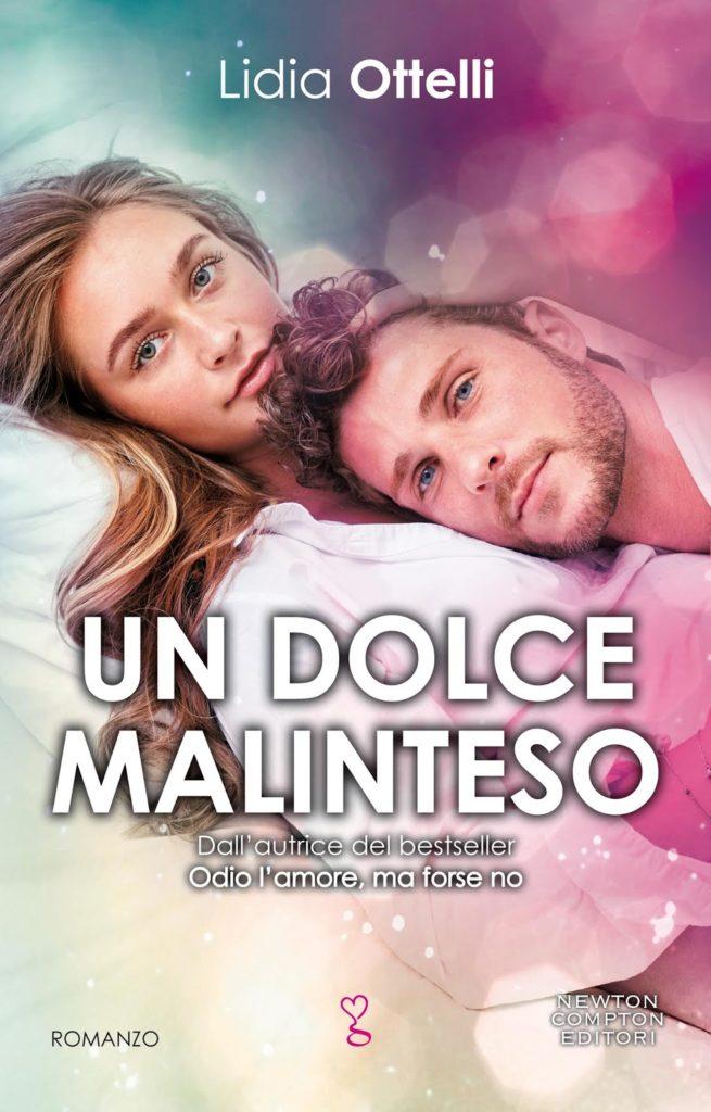 """Book Cover: """"Un Dolce Malinteso"""" di Lidia Ottelli - NOVITA'"""