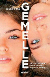 """Book Cover: """"Gemelle"""" di Giulia Besa - RECENSIONE"""