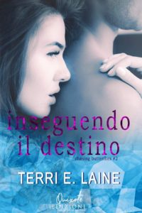 "Book Cover: ""Inseguendo il Destino"" di Terry E. Laine - IN USCITA"