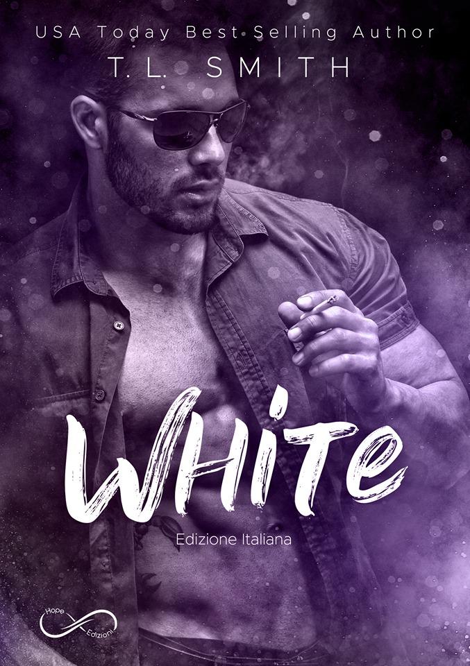 """Book Cover: """"White"""" di T.L. Smith - IN USCITA"""