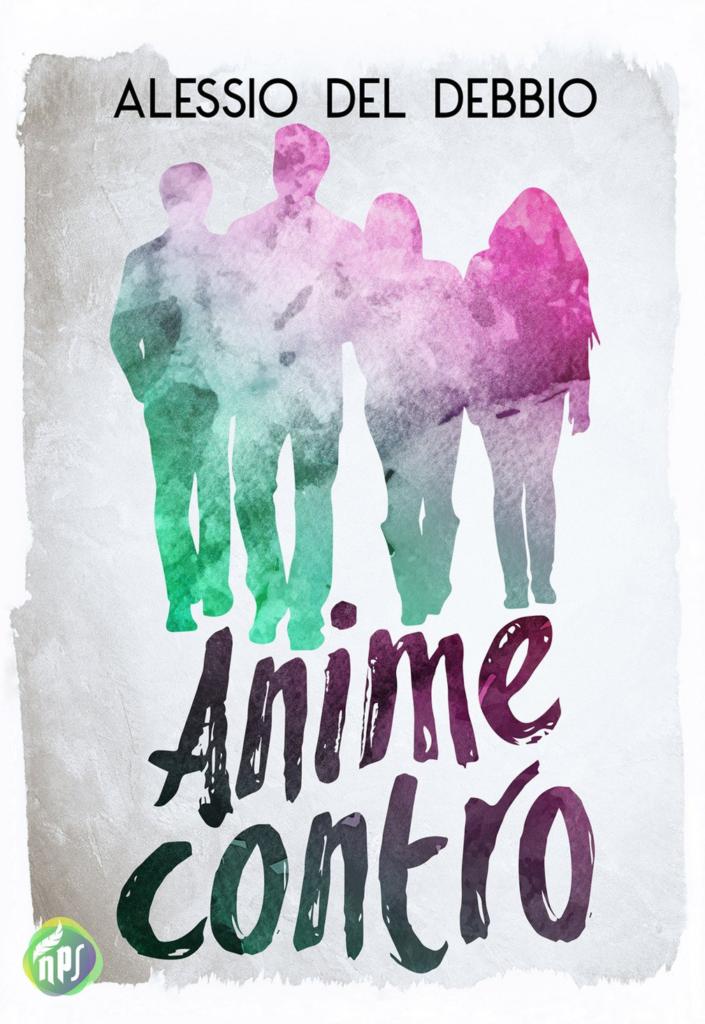 Book Cover: Anime Contro di Alessio Del Debbio - RECENSIONE